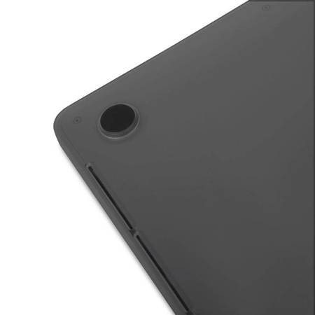 Moshi iGlaze Hardshell Case - Obudowa MacBook Pro 13 (M1/2020) (Stealth Black)
