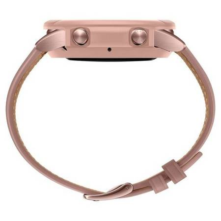 Spigen Liquid Air Samsung Galaxy Watch 3 41 mm brązowy/bronze ACS01928